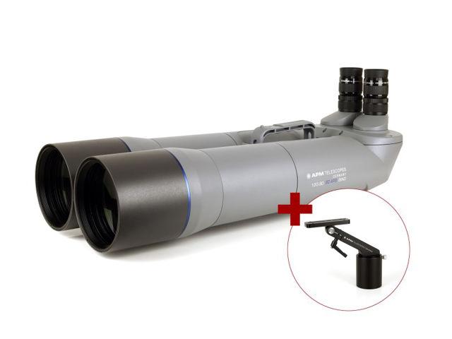 Bild von APM 120mm 90° SA Fernglas mit UF18mm & 1-Arm-Montierung
