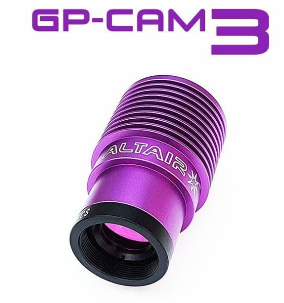 Picture of Altair GPCAM3 287M Mono USB3 Camera