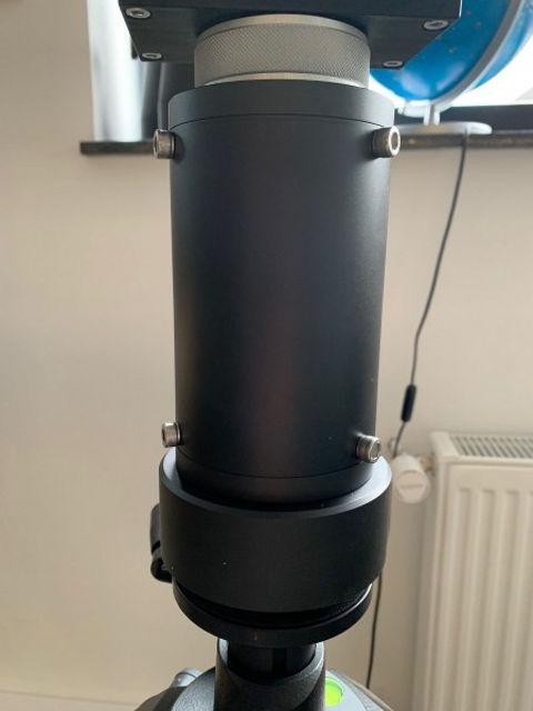 Bild von Säulenadapter für Tecnosky Cubo Montierung