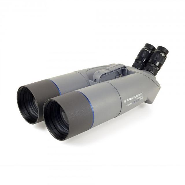 Bild von APM 100mm 45° SD APO Fernglas mit UF24mm