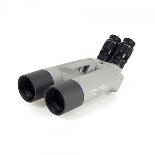 Bild von APM 22x70 Fernglas 45° mit Okularset UF18mm