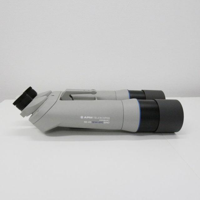 Bild von APM 82 mm 45° SemiApo Fernglas mit  Koffer