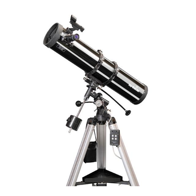 """Bild von Skywatcher 130mm (5.1"""") F/900 Newton Spiegel Teleskop mit motorisierter EQ2 Montierung"""
