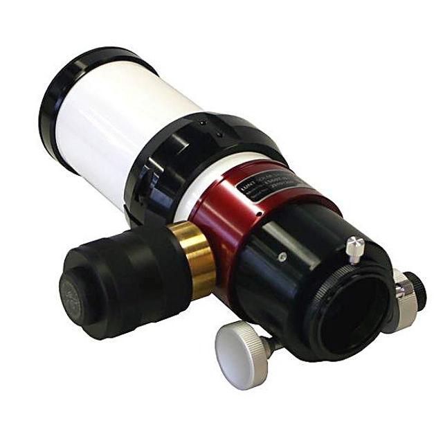 Bild von LuntSolarSystems - Sonnenteleskop LS60THa 60mm H-alpha, Pressure Tuner und 2'' Crayford Auszug