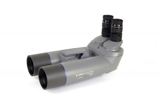 Bild von APM 22x70 SD-Fernglas 90° mit Okularset UF18mm
