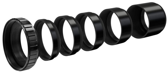 Picture of BRESSER T2 Extension Tube Set