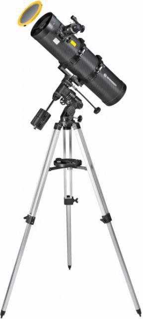 Bild von BRESSER Pollux 150/750 EQ3 Teleskop mit Sonnenfilter