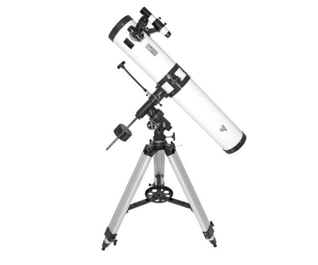 Bild von TS-Optics Einsteigerteleskop Newton 114/900 mm auf parallaktischer Montierung