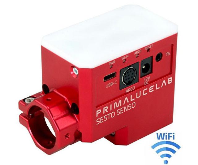 Picture of Primaluce Sesto Senso 2 Robotic Focusing Motor with bushing kit