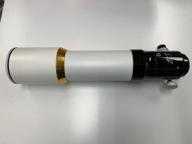 Bild von William Optics 80/555 Fluorostar ( 2 Linser SD-Apo) im William Tubus