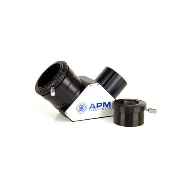Bild von APM 2-Zoll- Dachkantprisma mit Schnellverschluss und Ultrabreitband-Vergütung