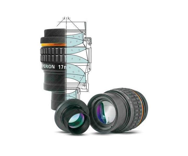 """Picture of Baader 13mm Hyperion Modular Eyepiece 1.25"""" and 2"""" - 68° Field"""