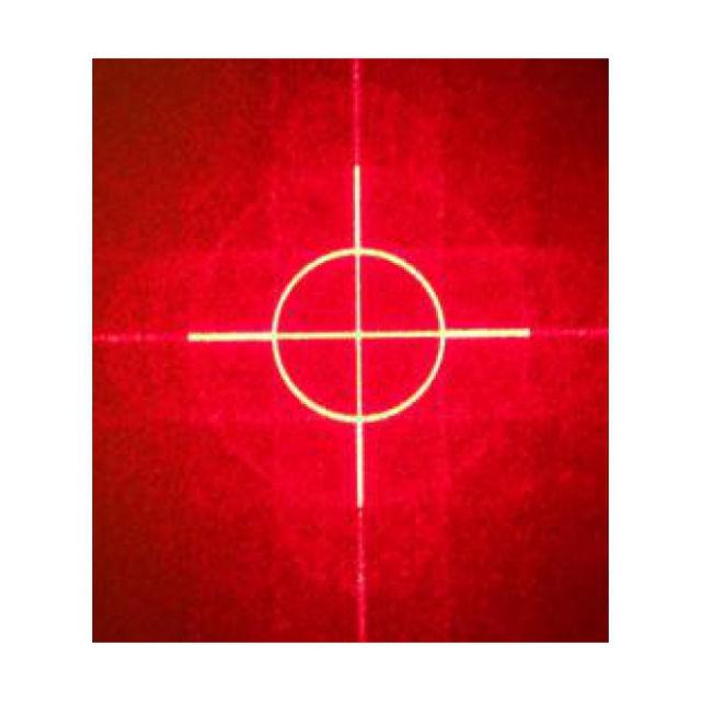 Bild von SI-HOLA-Cross Hair-NV--Holographischer Aufsatz mit Fadenkreuz-Muster für holographischen Kollimator