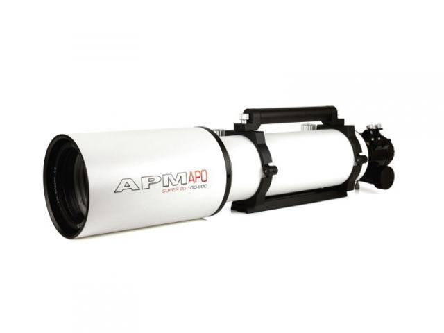"""Picture of APM - LZOS Telescope Apo Refractor 100/800 2.5""""ZTA"""