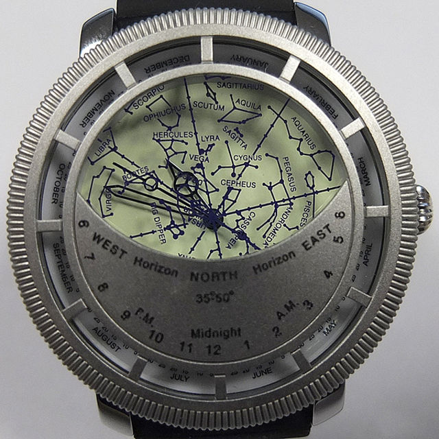 Picture of Planisphere Watch