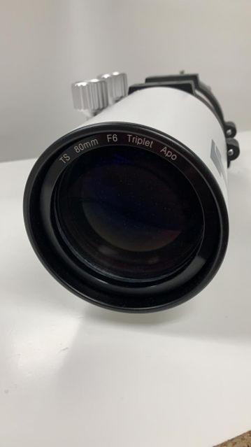 "Picture of TS Photoline 80mm f/6 FPL53 Triplet-Apo 2,5"" RPA Zahnstangen-Auszug"