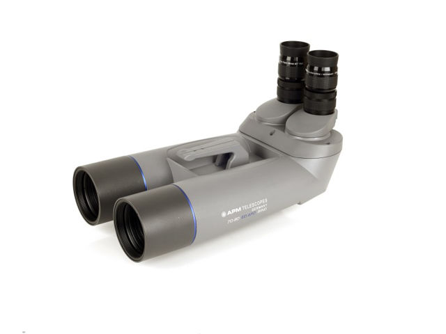 Picture of APM 70 mm 90° ED-Apo Binocular with Eyepieceset UF18mm